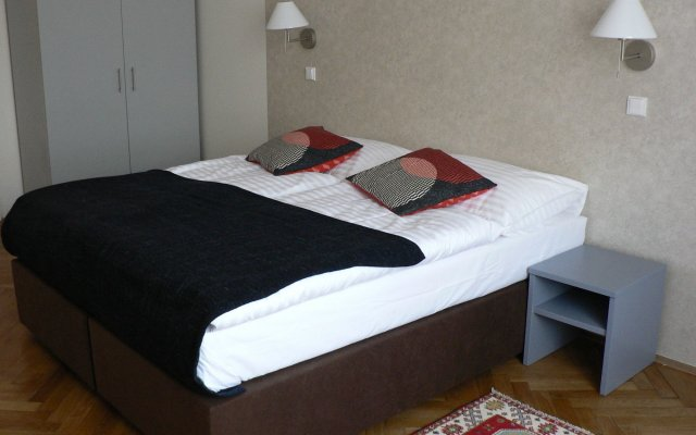 Апартаменты Apartments 39 Wenceslas Square комната для гостей