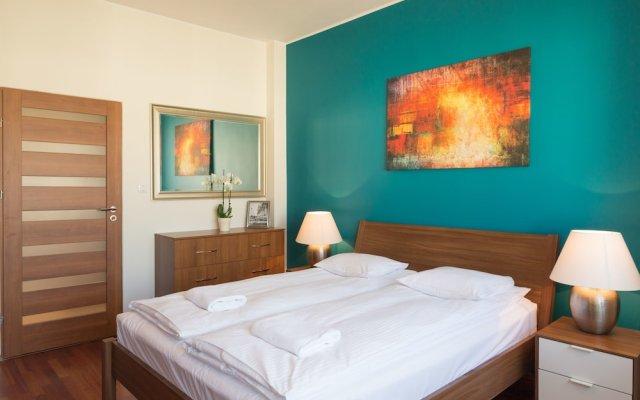Отель Apartament Kopernika by City Quality комната для гостей