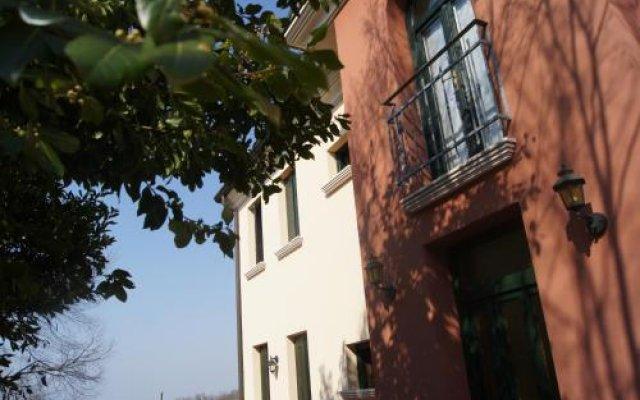 Отель Villa Bonin Италия, Лимена - отзывы, цены и фото номеров - забронировать отель Villa Bonin онлайн вид на фасад
