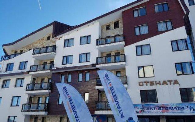 Апартаменты Vadjo Apartments in Complex Stenata Pamporovo Пампорово вид на фасад