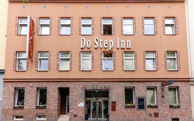 Отель Do Step Inn Австрия, Вена - - забронировать отель Do Step Inn, цены и фото номеров вид на фасад