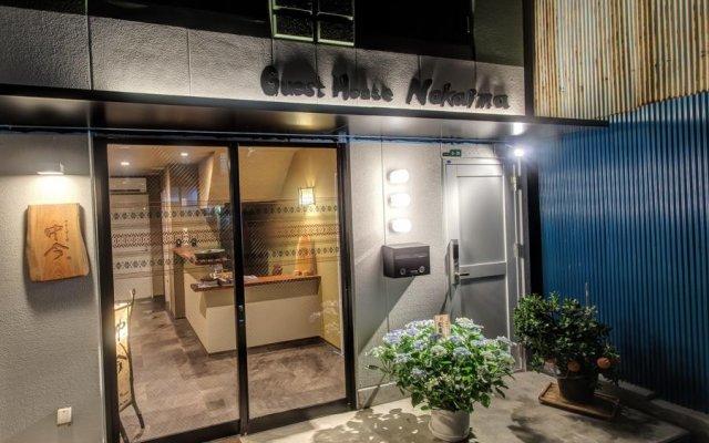 Отель Guest House Nakaima Япония, Хаката - отзывы, цены и фото номеров - забронировать отель Guest House Nakaima онлайн вид на фасад