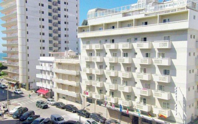 Hotel Baia De Monte Gordo парковка