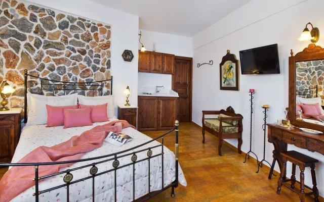 Отель Smaro Studios Греция, Остров Санторини - отзывы, цены и фото номеров - забронировать отель Smaro Studios онлайн комната для гостей