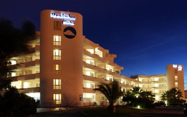 Отель Prainha Clube Португалия, Портимао - отзывы, цены и фото номеров - забронировать отель Prainha Clube онлайн вид на фасад