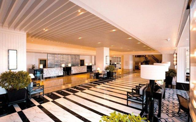 Отель Hilton Guam Resort And Spa интерьер отеля
