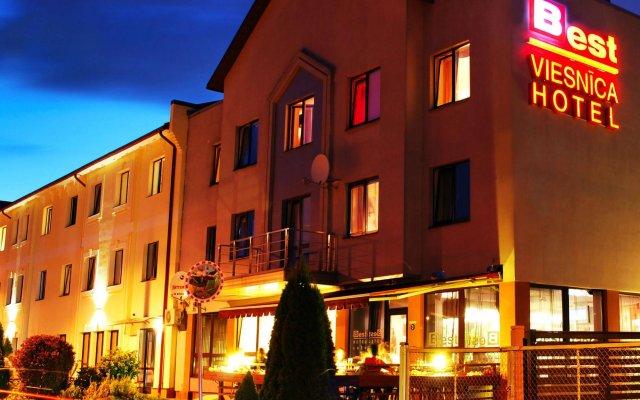 Hotel Best вид на фасад