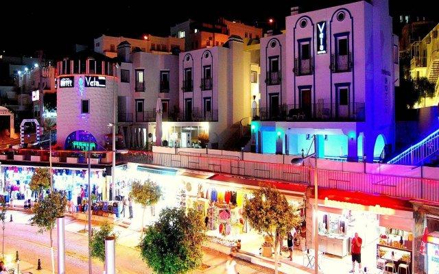 Club Vela Hotel вид на фасад