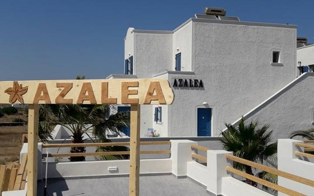Azalea Hotel вид на фасад
