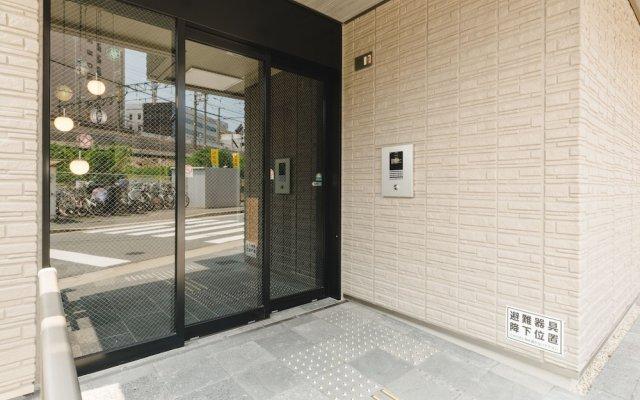 Отель Trip Base HAKATAEKIMAE Хаката вид на фасад