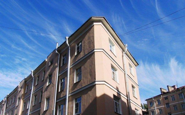 Мини-Отель Акцент вид на фасад