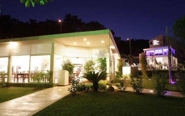 Marina Boutique Fethiye Турция, Фетхие - 1 отзыв об отеле, цены и фото номеров - забронировать отель Marina Boutique Fethiye онлайн вид на фасад
