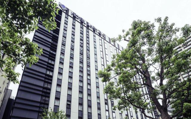 Отель MYSTAYS PREMIER Akasaka Япония, Токио - отзывы, цены и фото номеров - забронировать отель MYSTAYS PREMIER Akasaka онлайн вид на фасад