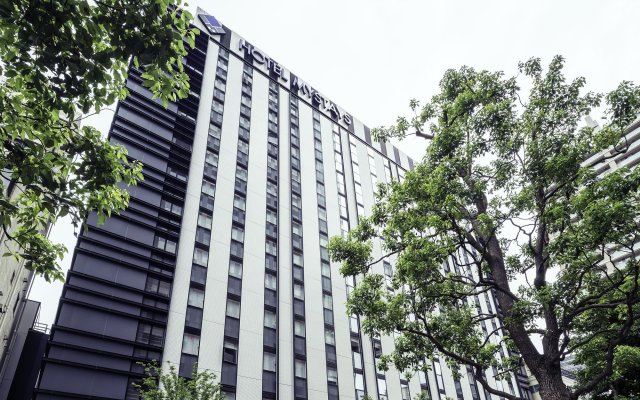 Отель Mystays Premier Akasaka Токио вид на фасад