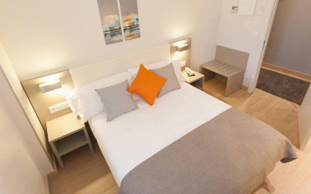 Отель Casual del JAZZ San Sebastian комната для гостей