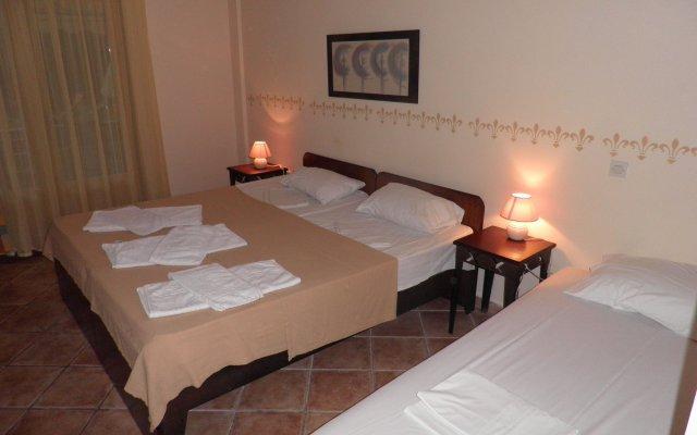 Отель Ammon Garden Hotel Греция, Пефкохори - отзывы, цены и фото номеров - забронировать отель Ammon Garden Hotel онлайн комната для гостей