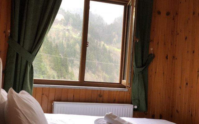 Отель Zilkale Otel комната для гостей
