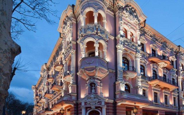 Гостиница Бристоль Украина, Одесса - 6 отзывов об отеле, цены и фото номеров - забронировать гостиницу Бристоль онлайн вид на фасад