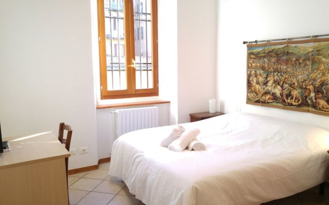 Апартаменты Apartment Della Cernaia комната для гостей