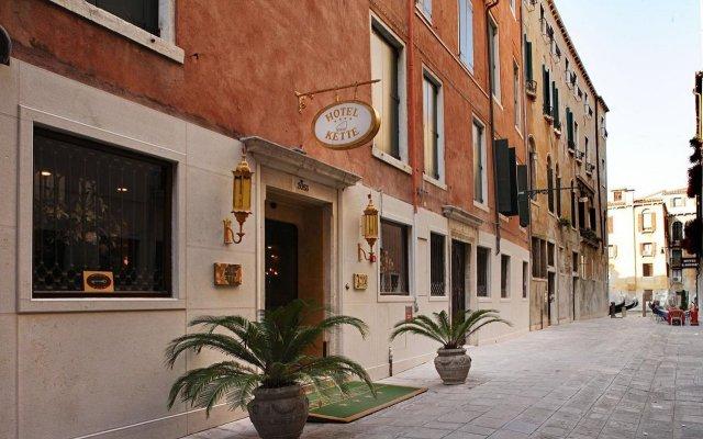 Отель Kette Италия, Венеция - отзывы, цены и фото номеров - забронировать отель Kette онлайн вид на фасад
