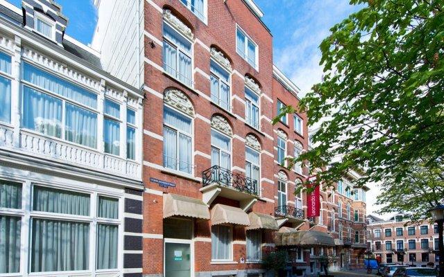 Отель Leonardo Hotel Amsterdam City Center Нидерланды, Амстердам - 12 отзывов об отеле, цены и фото номеров - забронировать отель Leonardo Hotel Amsterdam City Center онлайн вид на фасад