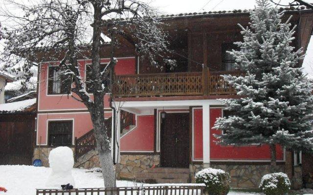 Отель Borimechkovata Kashta Болгария, Копривштица - отзывы, цены и фото номеров - забронировать отель Borimechkovata Kashta онлайн вид на фасад