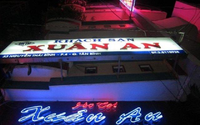 Xuan An Hotel вид на фасад