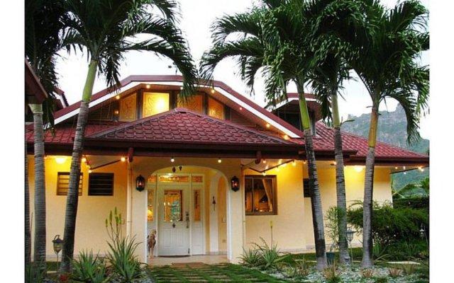 Отель Villa Oramarama - Moorea Французская Полинезия, Папеэте - отзывы, цены и фото номеров - забронировать отель Villa Oramarama - Moorea онлайн вид на фасад