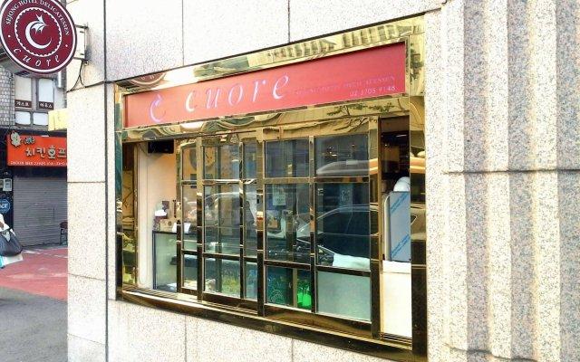 Sejong Hotel вид на фасад