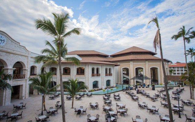 Отель Majestic Mirage Punta Cana All Suites, All Inclusive вид на фасад