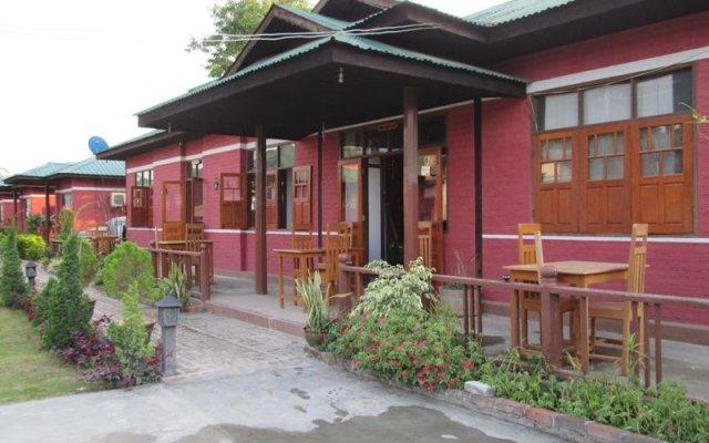 Отель Pyi1 Guest House Мьянма, Хехо - отзывы, цены и фото номеров - забронировать отель Pyi1 Guest House онлайн вид на фасад