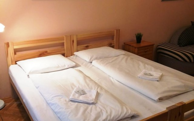 Walking Bed Budapest Hostel Будапешт удобства в номере