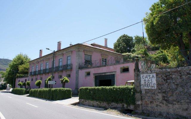 Отель Casa Dos Varais, Manor House Португалия, Ламего - отзывы, цены и фото номеров - забронировать отель Casa Dos Varais, Manor House онлайн вид на фасад