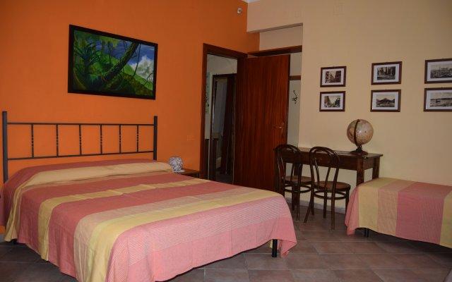 Отель Casa Acqua & Sole Сиракуза комната для гостей