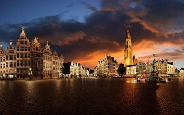 Отель View of Antwerp Бельгия, Антверпен - отзывы, цены и фото номеров - забронировать отель View of Antwerp онлайн вид на фасад