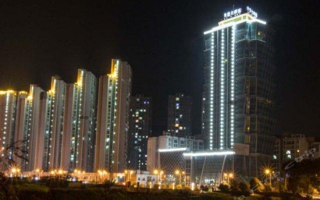 Longjing International Hotel вид на фасад