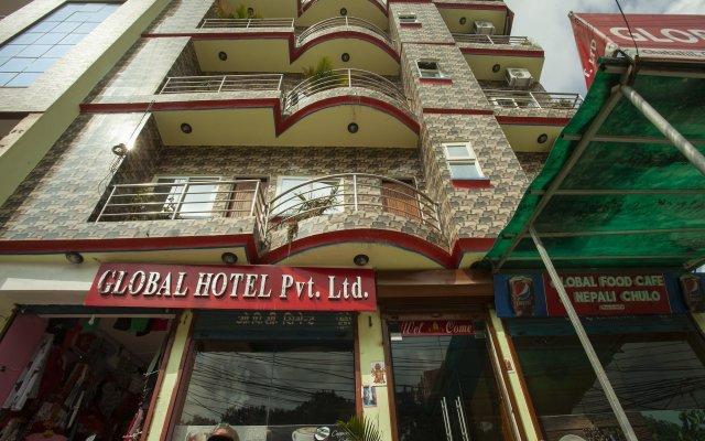 OYO 195 Global Hotel and Restaurant