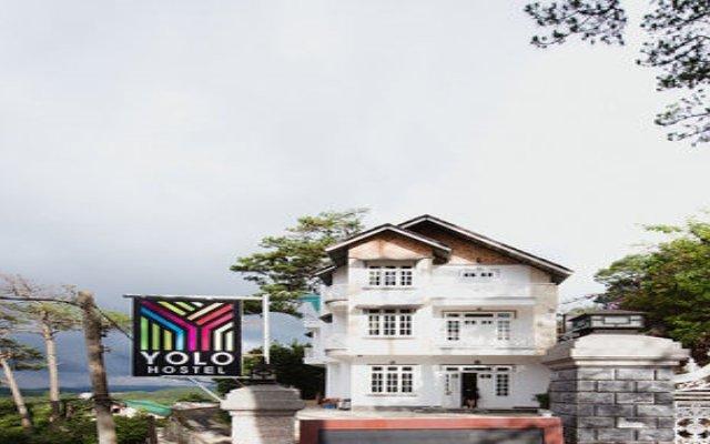 Отель Yolo Camping House Далат вид на фасад