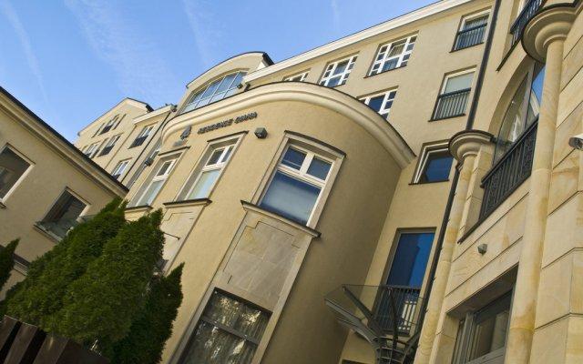 Отель Mamaison Residence Diana Польша, Варшава - 1 отзыв об отеле, цены и фото номеров - забронировать отель Mamaison Residence Diana онлайн вид на фасад