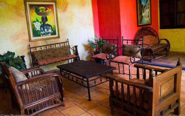 Отель Camino Maya Копан-Руинас интерьер отеля
