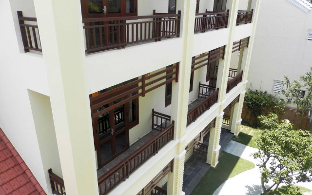 Отель Hoi An Tnt Villa Хойан вид на фасад