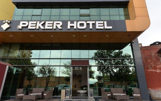 Peker Hotel Турция, Кахраманмарас - отзывы, цены и фото номеров - забронировать отель Peker Hotel онлайн вид на фасад