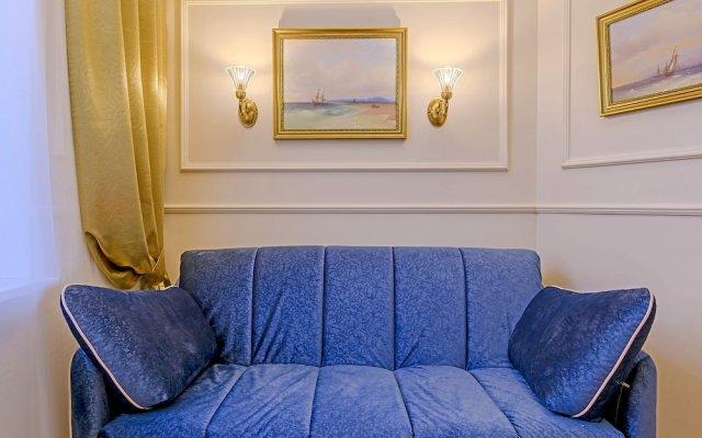 Гостиница ColorSpb ApartHotel Artist's House комната для гостей