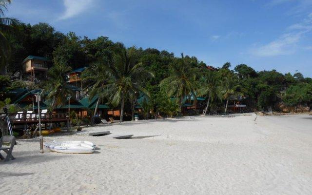 Отель Sandy Bay Bungalows пляж