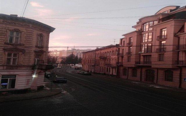 Гостиница Polska Poduszka na Franka вид на фасад