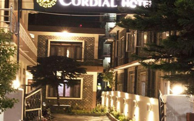 Отель Cordial Непал, Покхара - отзывы, цены и фото номеров - забронировать отель Cordial онлайн вид на фасад