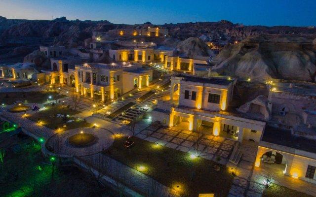 MDC Cave Hotel Cappadocia Турция, Ургуп - отзывы, цены и фото номеров - забронировать отель MDC Cave Hotel Cappadocia онлайн вид на фасад