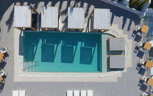 Отель Callia Retreat вид на фасад