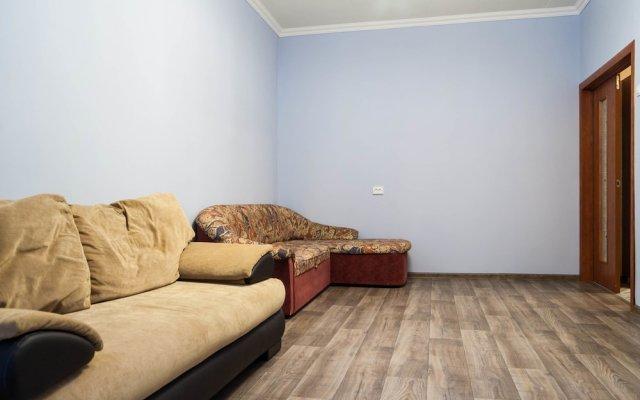 Гостиница Domumetro on Leninskii prospeckt комната для гостей