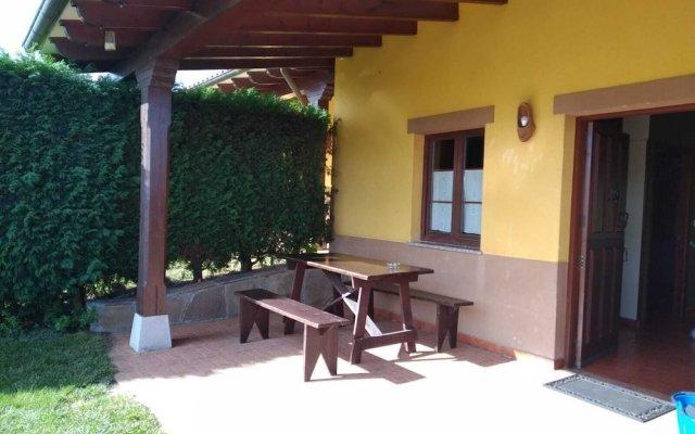 Отель Apartamentos Rurales La Regatina Кудильеро